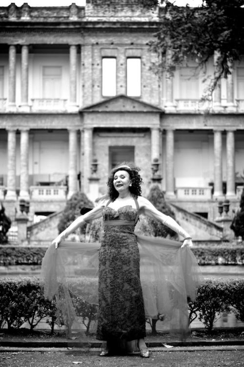 Phedra D. Córdoba: diva cubana foi um dos nomes mais potentes e queridos do teatro brasileiro - Foto: Bob Sousa