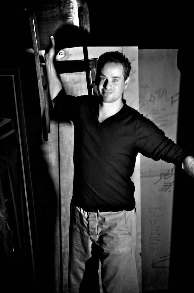 Dan Stulbach: ele terminou seu contrato com a Band e está aberto a novos convites - Foto: Bob Sousa