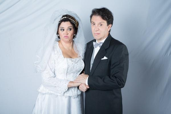 Suzy Rego divide o palco com Eduardo Martini - Foto: Erick Almeida