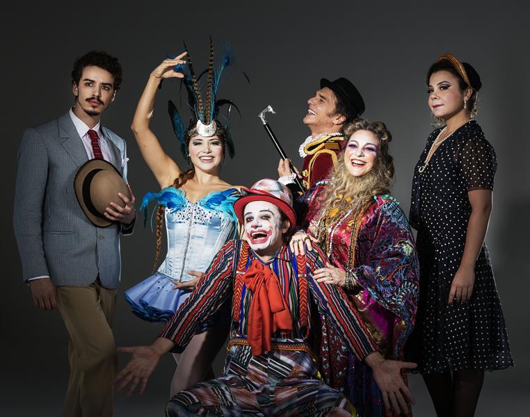 O Grande Circo Místico, um dos campeões em indicações ao Prêmio Reverência - Foto: Leo Aversa