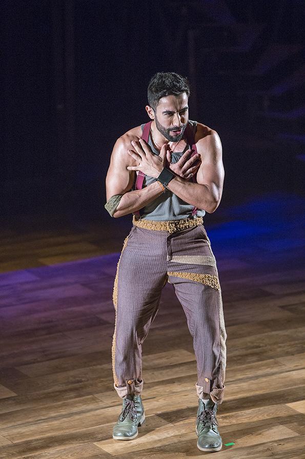 Luiz Araújo deu vida a Leléu no musical Lisbela e o Prisioneiro, que foi sucesso de público e crítica - Foto: Francisco Patrício/Divulgação - Blog do Arcanjo