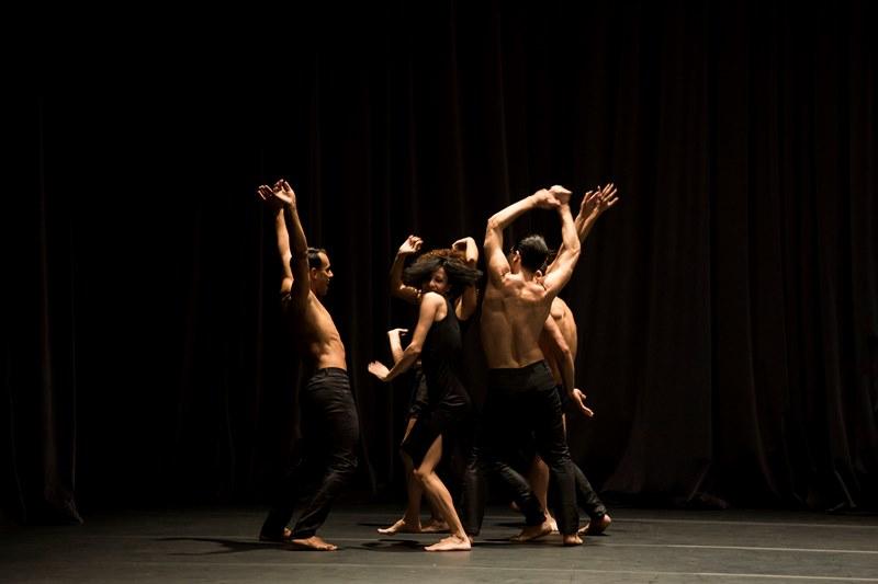Estado Imediato: dança técnica e livre ao mesmo tempo - Foto: Marco Flávio