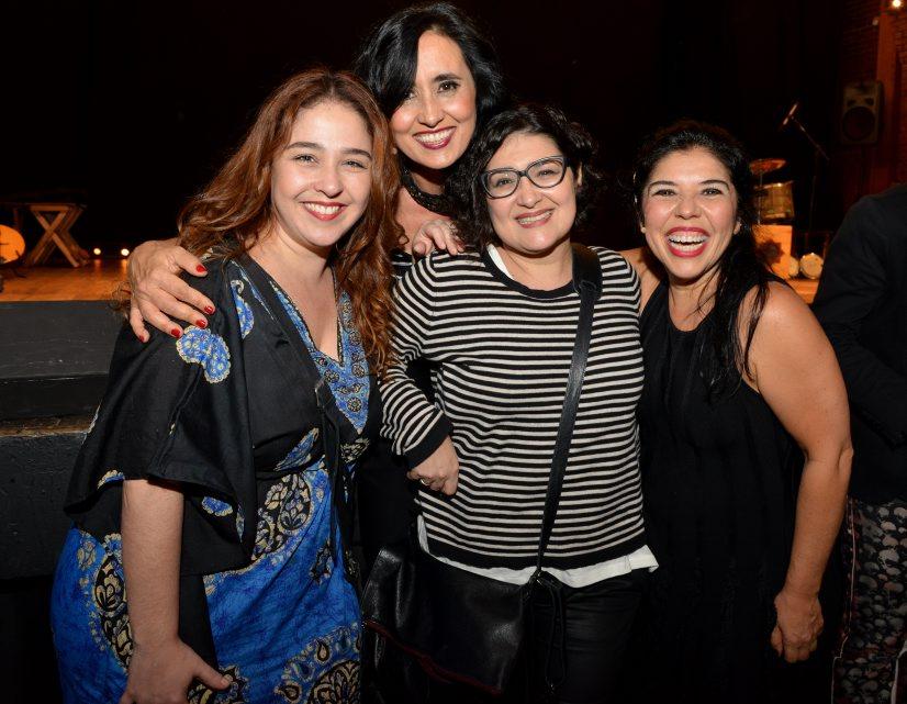 Débora Lamm, Fernanda Vianna, Inês Vianna e Lydia Del Picchia - Foto: Cristina Granato