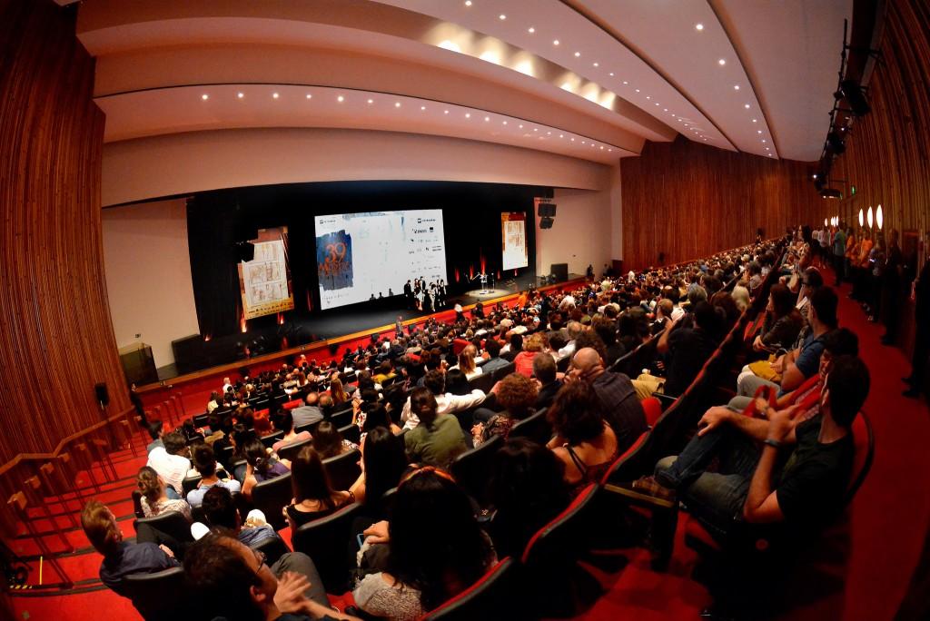 O Auditório Ibirapuera ficou lotado - Foto: Aline Arruda/Divulgação