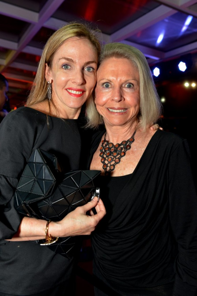 Patrícia Kogut e sua mãe, Dorothty Kogut - Foto: Cristina Granato