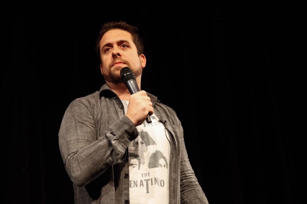 Mauricio Meirelles: sucesso fez ele prorrogar temporada no Teatro Renaissance, todo sábado, meia-noite - Foto: Divulgação