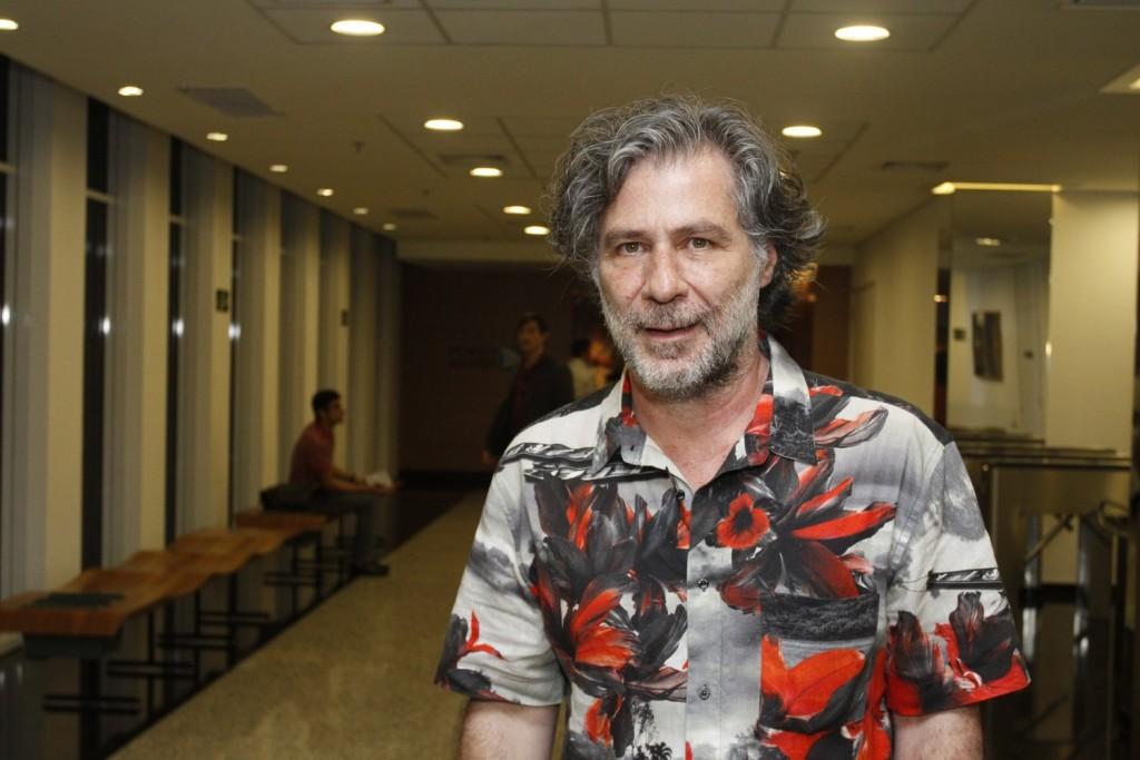 O ator Leopoldo Pacheco estava entre os convidados - Foto: Divulgação