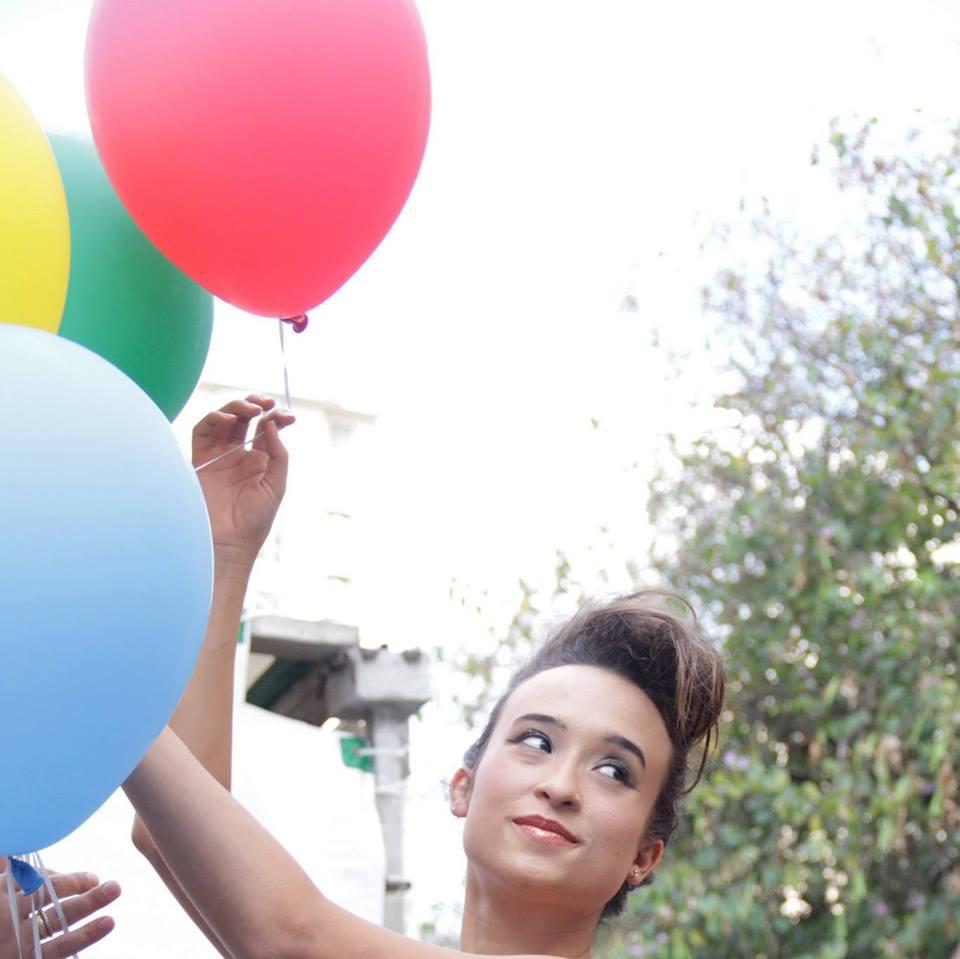 Luciana Brandão está em cartaz em Leve Cicatriz na Satyrianas 2015 - Foto: Divulgação