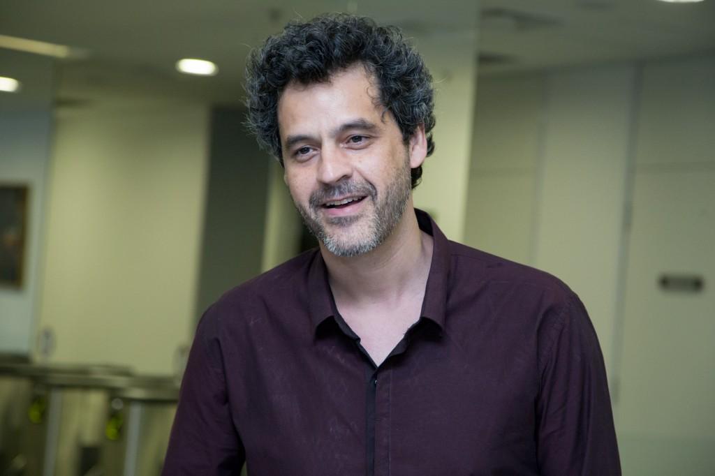 Bruno Garcia prestigiou a reestreia - Foto: Paulo Lopes/Divulgação