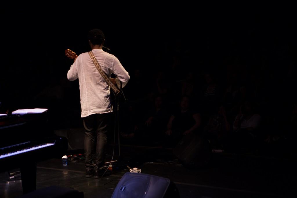 Neo Muyanga apresenta Revolting Music na MITsp - Foto: Caio Campos/Divulgação