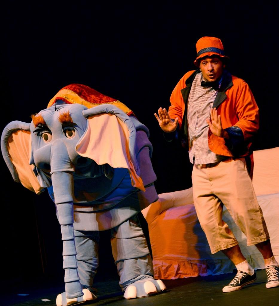 Circo de Bonecos faz temporada no Teatro Alfa - Foto: Vitoria Domingo/Divulgação