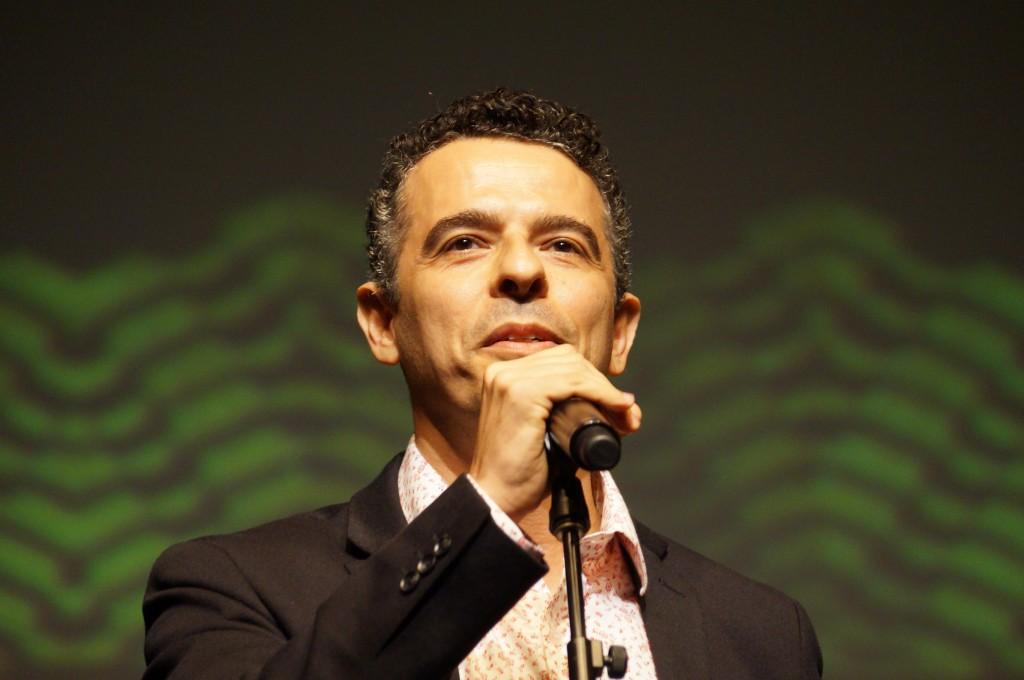 Gustavo Gasparani foi eleito melhor ator de teatro pela APCA por Ricardo III - Foto: Roberto Ikeda/Divulgação