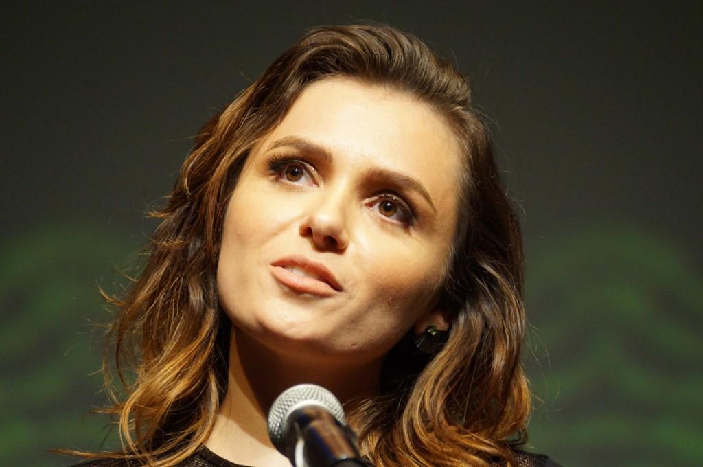 Mônica Iozzi lembrou que sua formação é como atriz - Foto: Roberto Ikeda/Divulgação