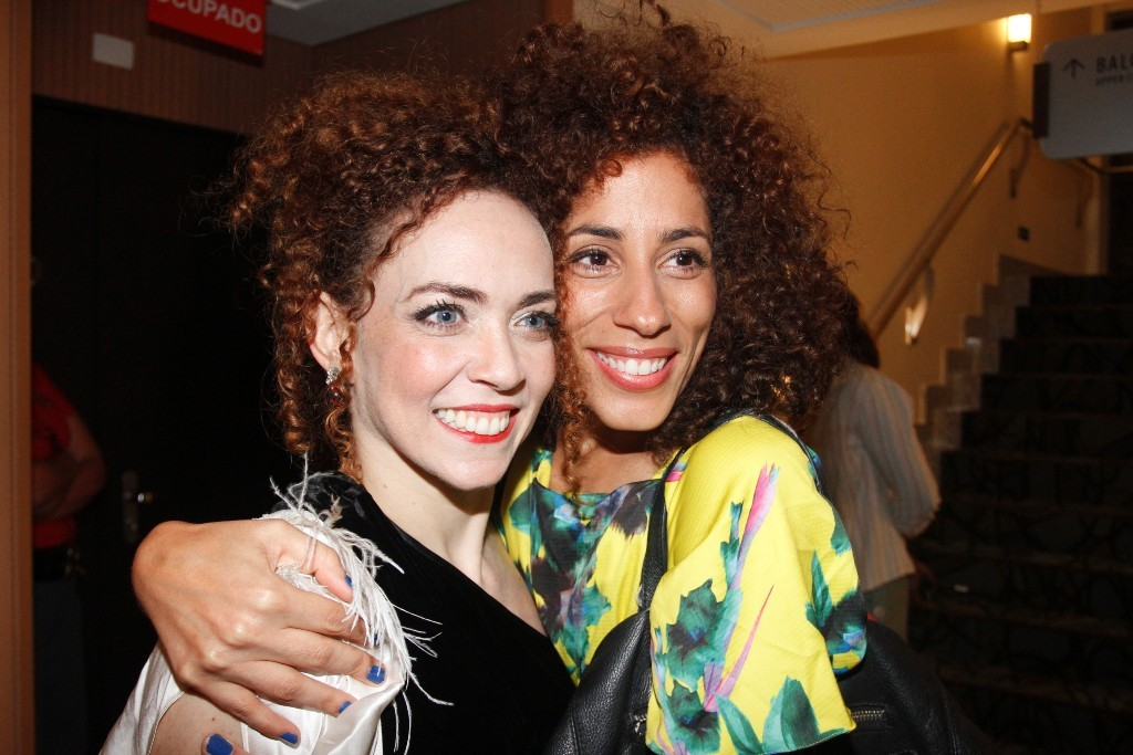 As cantoras baianas Laila Garin e Márcia Castro - Foto: Paduardo/Phábrica de Imagens/Divulgação