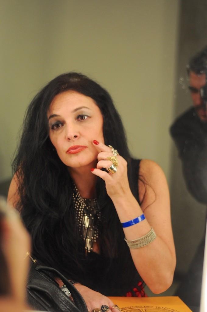 Edianez Parente, crítica de televisão da APCA - Foto: Bob Sousa