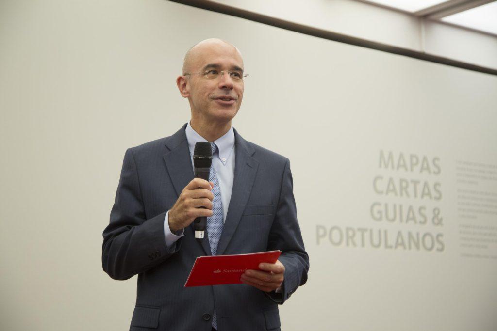 Sérgio Rial, presidente do Santander - Foto: Renato Suzuki/Divulgação