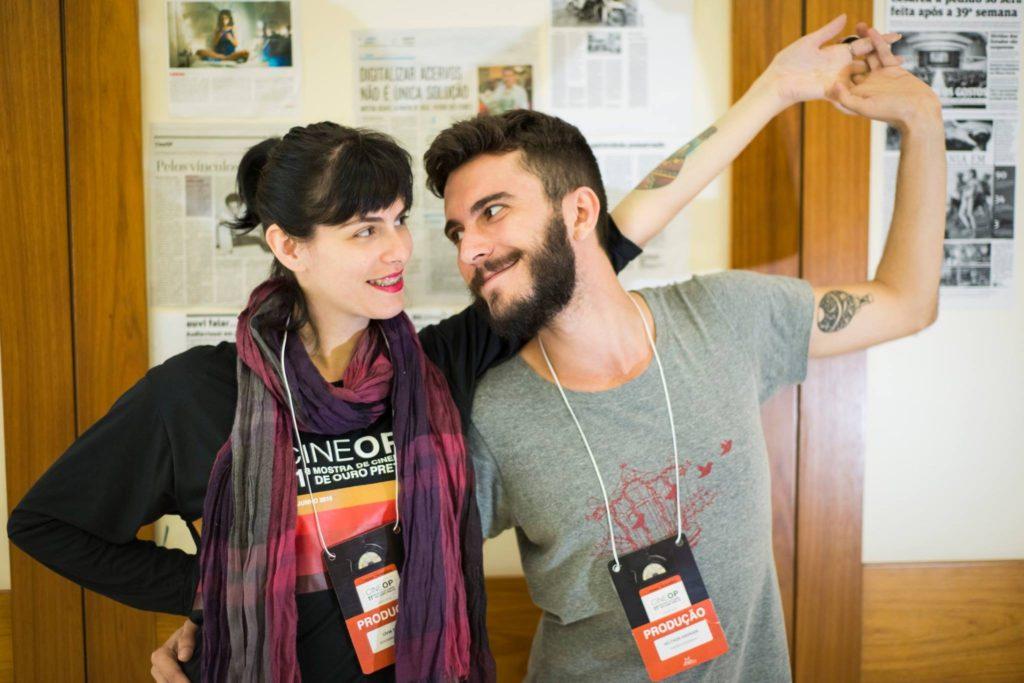Livia Tostes e Helthon Andrade - Foto: Jackson Romanelli/Universo Produção