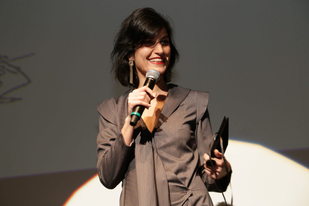 Guta Ruiz, melhor atriz coadjuvante - Foto: Patricia Nagano/Divulgação