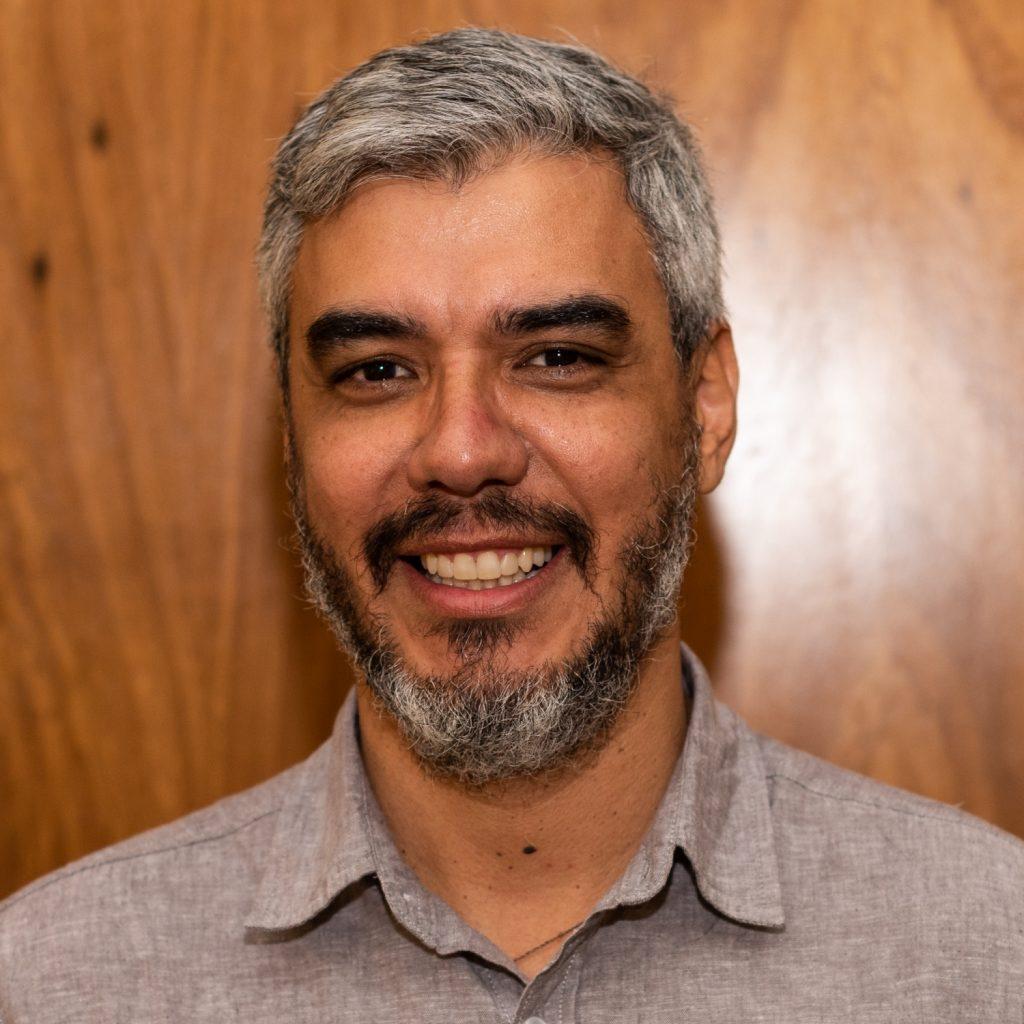 Bob Sousa: jurado do Prêmio Arcanjo de Cultura especializado em Artes Visuais - Foto: Isabela Sousa - Blog do Arcanjo 2021