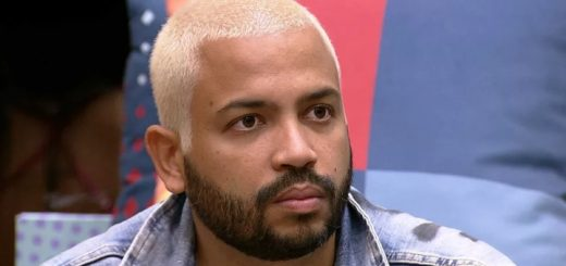 O rapper Projota no BBB21: sexto eliminado do reality da Globo