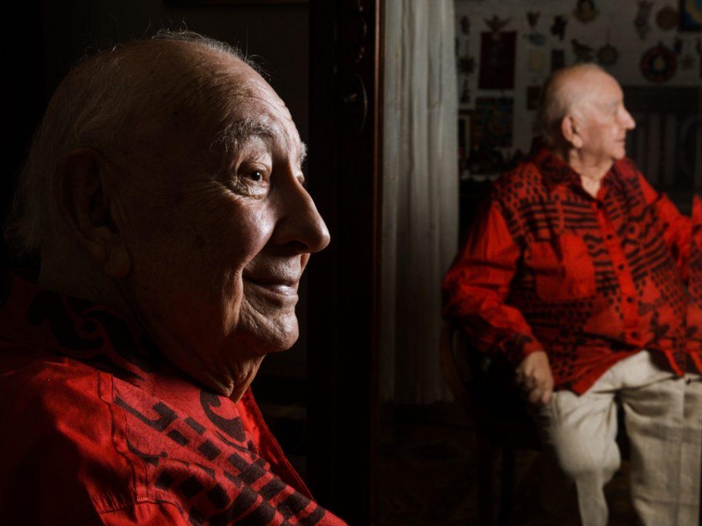 Sérgio Mamberti chega aos 82 anos como um dos atores mais queridos e respeitados do Brasil - Foto: Matheus José Maria/Divulgação - Blog do Arcanjo 2021