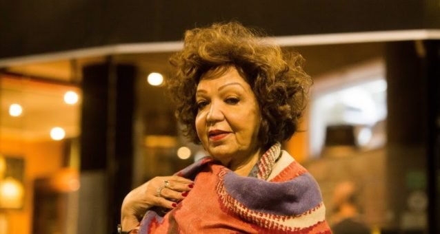A atriz e bailarina Eloína dos Leopardos - Foto: Annelize Tozetto - Blog do Arcanjo