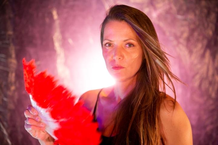 Elisa Barboza, a Musa do Teatro no Blog do Arcanjo - Foto: Annelize Tozetto - Blog do Arcanjo