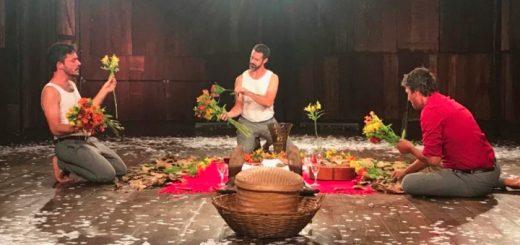 Nuviar faz peça As Açucenas no teatro digital - Foto: Divulgação - Blog do Arcanjo