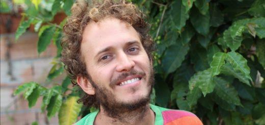 O cantor e compositor Luiz Gabriel Lopes, que lança EP Sóis - Foto: Sara Baga/Divulgação - Blog do Arcanjo 2021