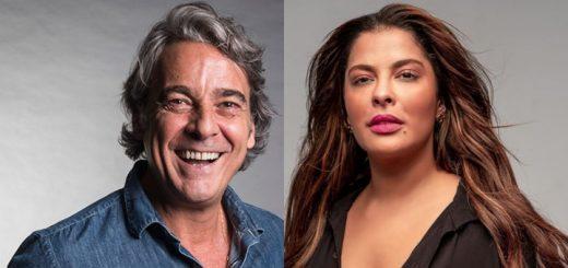 Alexandre Borges e Gyselle Soares são estrelas da peça Caminhos da Independência do Teatro do Kaos em Cubatão - Foto: Divulgação - Blog do Arcanjo