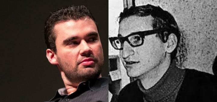 Renato Vieira e Manoel Barenbein: jornalista faz podcast com o produtor da Tropicália - Fotos: Divulgação - Blog do Arcanjo