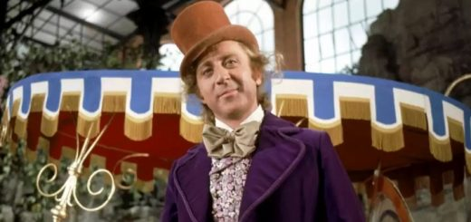 Gene Wilder como Willy Wonka na primeira versão de A Fantástica Fábrica de Chocolate - Foto: Divulgação - Blog do Arcanjo - 2021