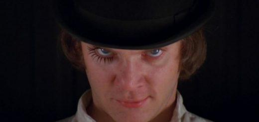 Malcolm McDowell no papel de Alex em Laranja Mecânica - Clássico comemora 50 anos - Foto: Divulgação - Blog do Arcanjo - 2021