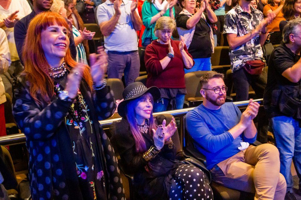 Musical Novos Baianos em 2019 no Teatro Antunes Filho do Sesc Vila Mariana - Foto: Edson Lopes Jr. - Blog do Arcanjo
