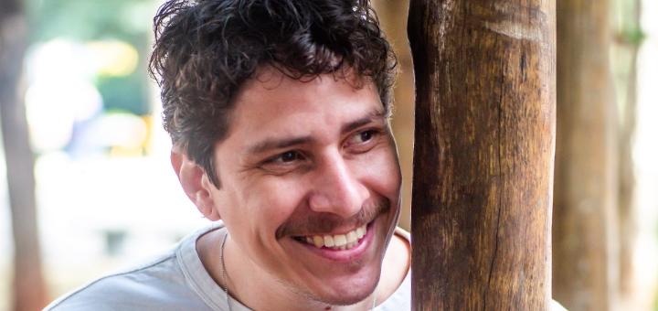 Rodrigo Barros: estreia no streaming como protagonista da série Três Quartos - Foto: Edson Lopes Jr. - Blog do Arcanjo