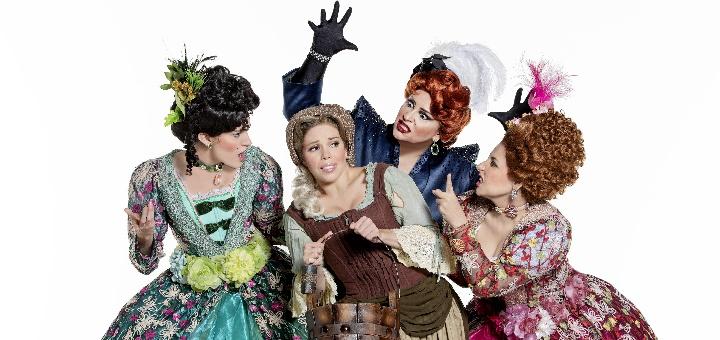 Cinderella - O Musical retorna aos palcos do Teatro Liberdade em setembro - Foto: Divulgação - Blog do Arcanjo