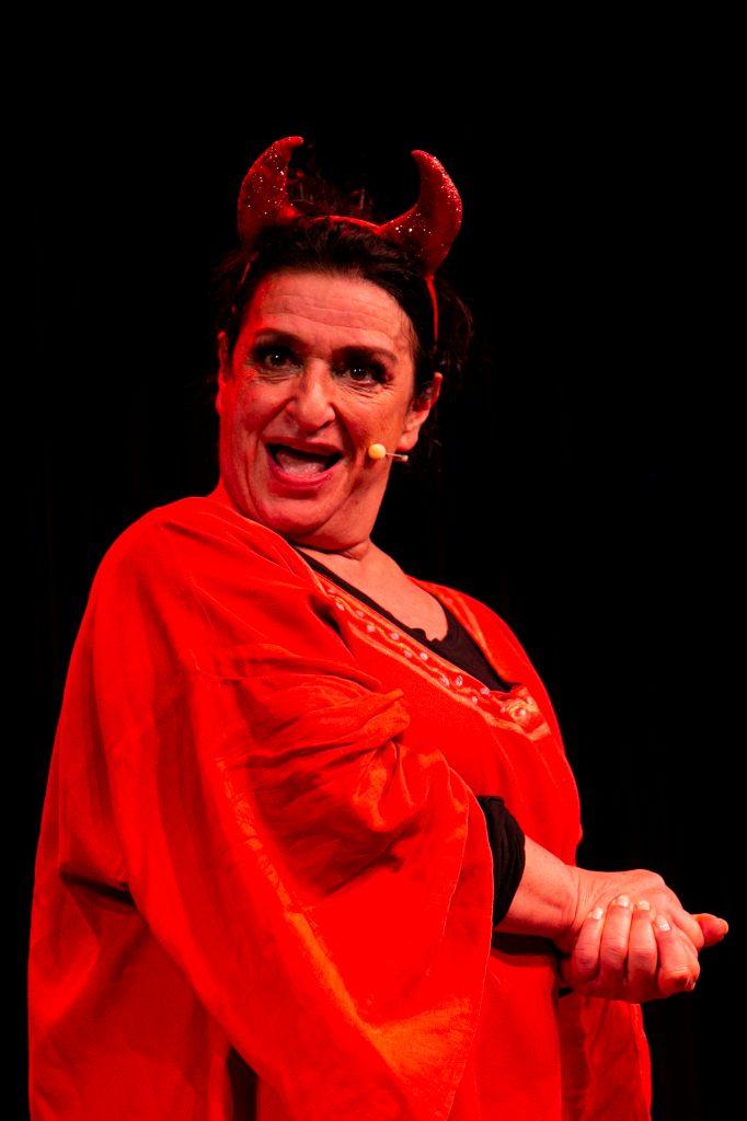 Estreia de Grace em Revista com Grace Gianoukas no Clube Barbixas de Comédia - Foto: Annelize Tozetto - Blog do Arcanjo