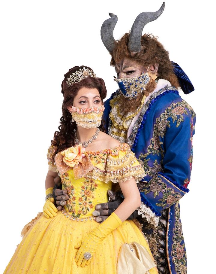 A Bela e A Fera faz temporada no Teatro Claro sob direção de Billy Bond - Foto: Divulgação - Blog do Arcanjo
