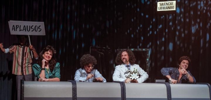 Famoso júri do Show de Calouros está presente no musical Silvio Santos Vem Aí! - Foto: Adriano Doria/Divulgação - Blog do Arcanjo